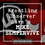 Artwork for Mike Sempervive explains the crossover when college wrestlers head to professional wrestling - Matside Ep. 5
