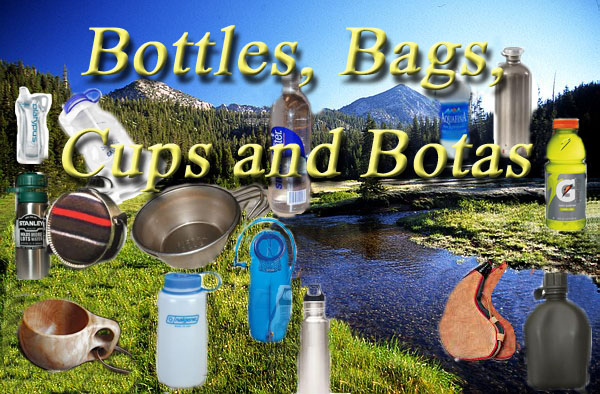 Episode 120 Bottles, Bags, Cups and Botas
