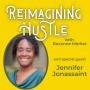 Artwork for Do It Afraid - Reimagining Hustle with Jen Jonassaint