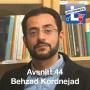 Artwork for Avsnitt 44 - Behzad Kordnejad