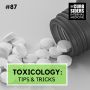 Artwork for #87: Toxicology 101: Talking Tox with The Dantastic Mr. Tox & Howard