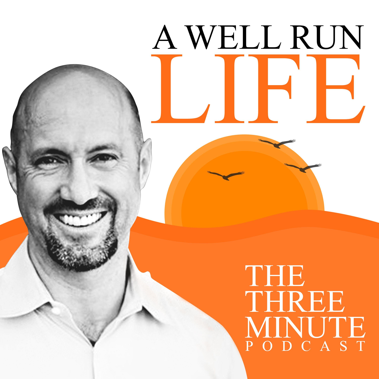 A Well Run Life show art