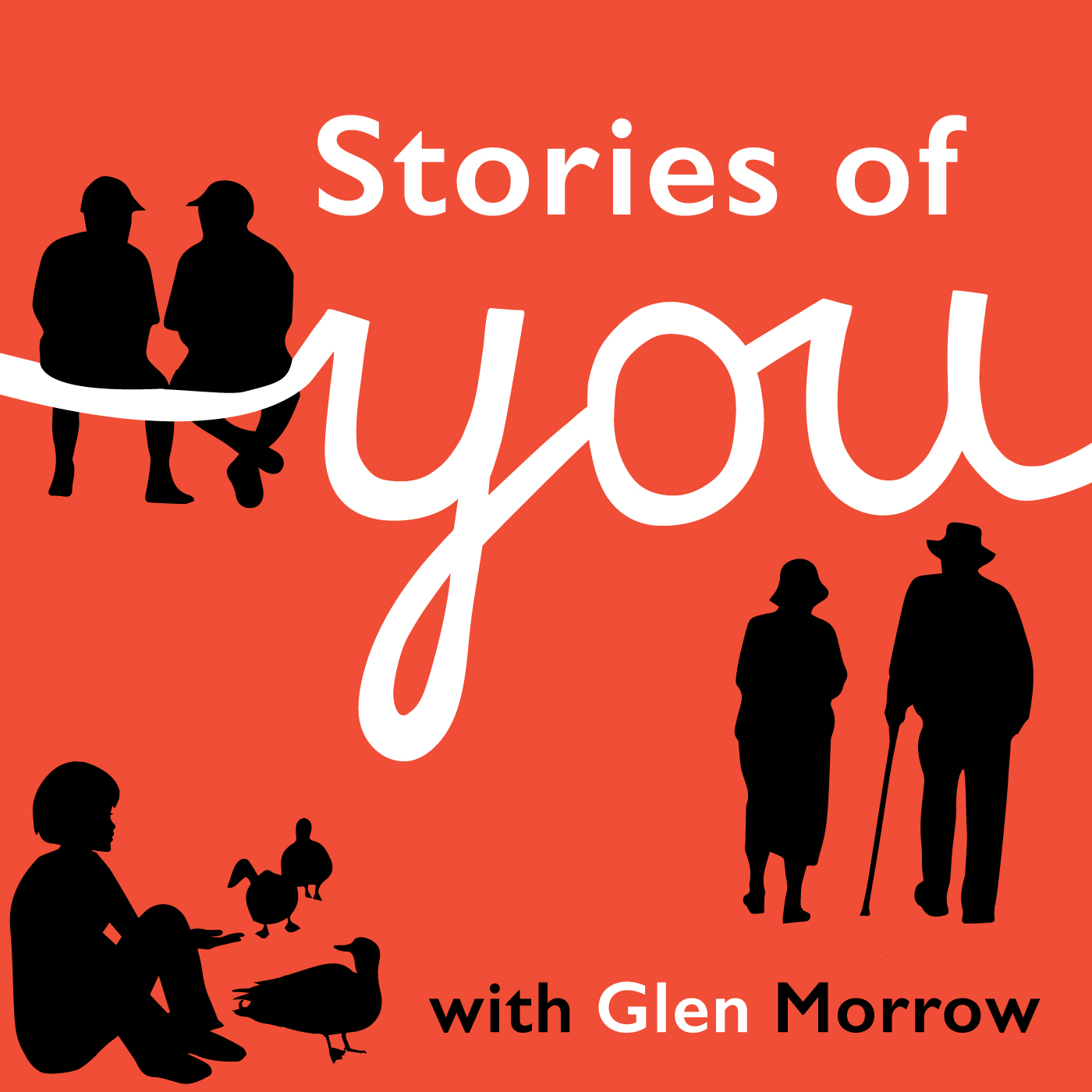 Stories Of You Podcast show art