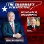 Artwork for My Money Is On Memphis | The Chairman's Perspective | KUDZUKIAN