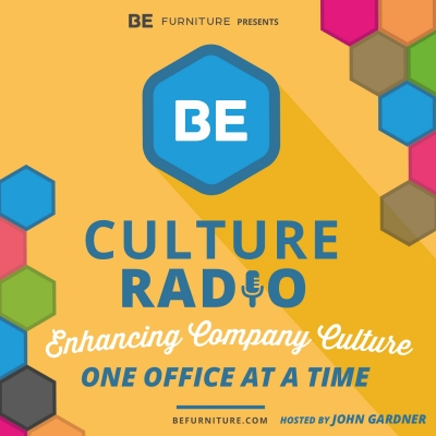BE Culture Radio - The Ultimate Business Podcast on enhancing Company Culture, Management, and Leadership show image