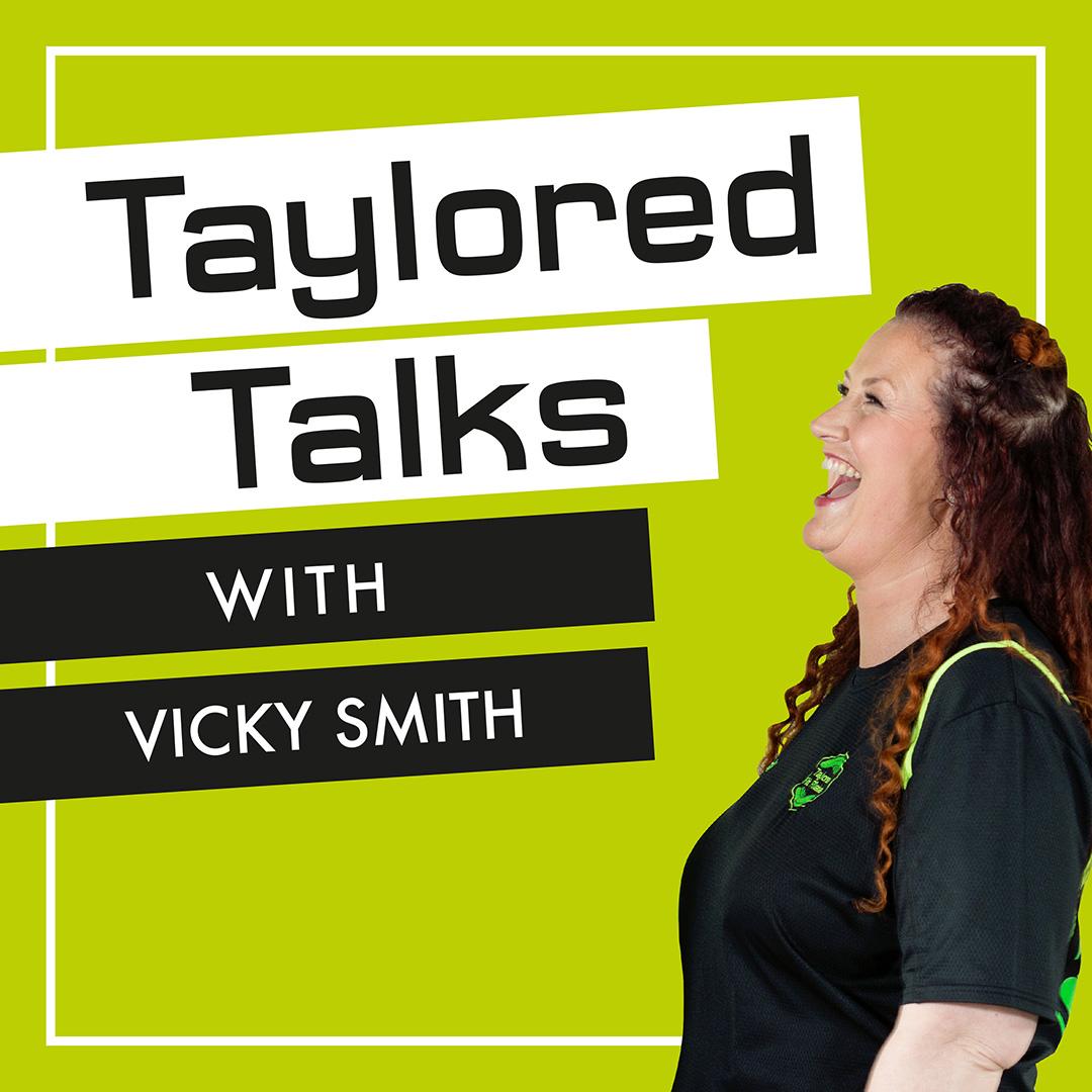Artwork for Taylored Talks - episode 1 - Slouchy Potato
