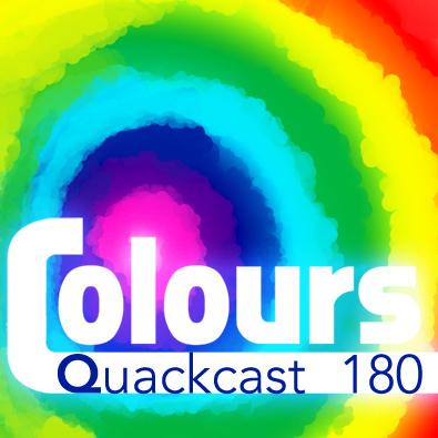 Episode 180 - Colour your world! part 1