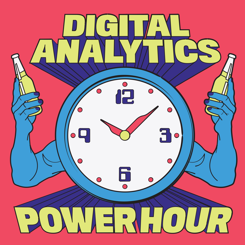 The Digital Analytics Power Hour show art