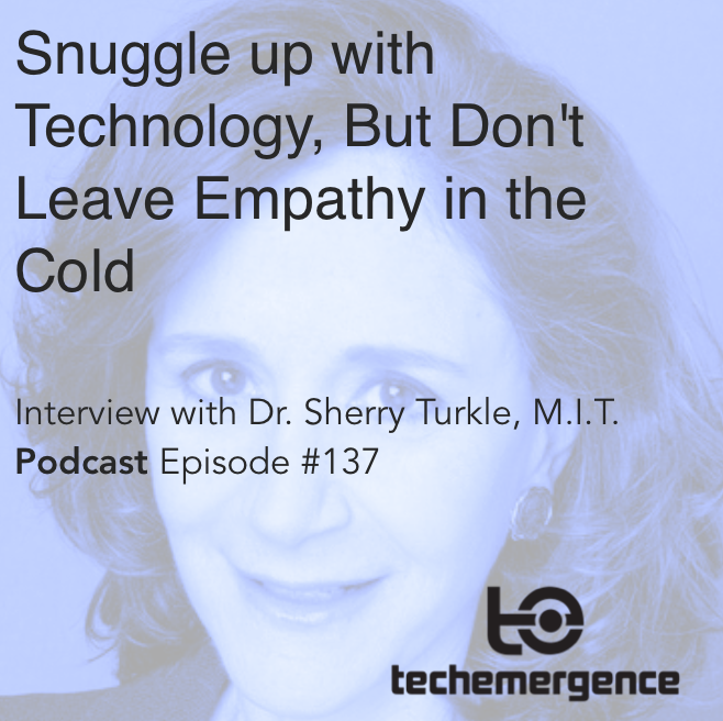 Snuggle up with Technology, But Don't Leave Empathy in the Cold