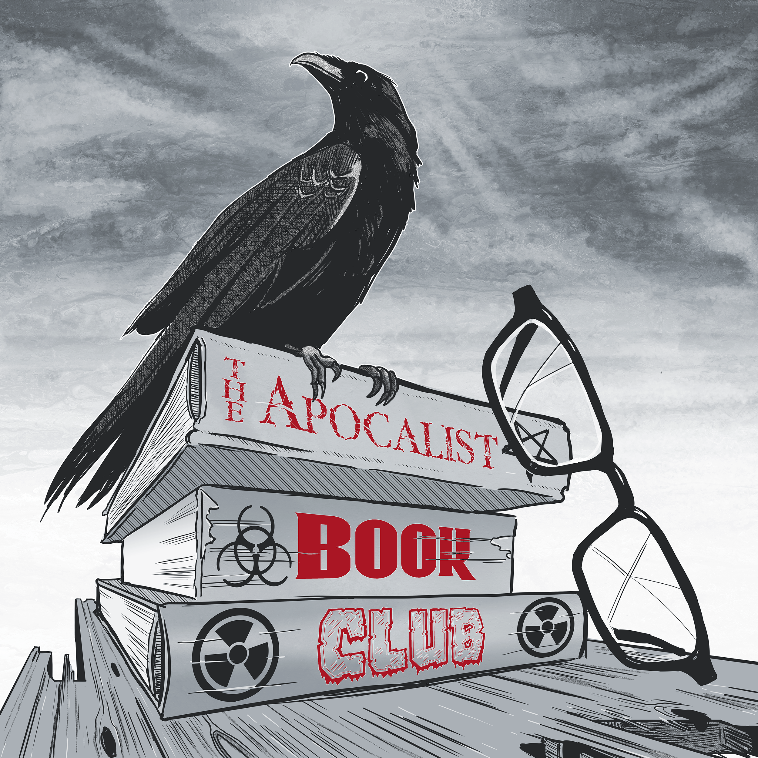 Apocalist Book Club show art