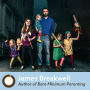 Artwork for Episode 325: Bare Minimum Parenting Author James Breakwell