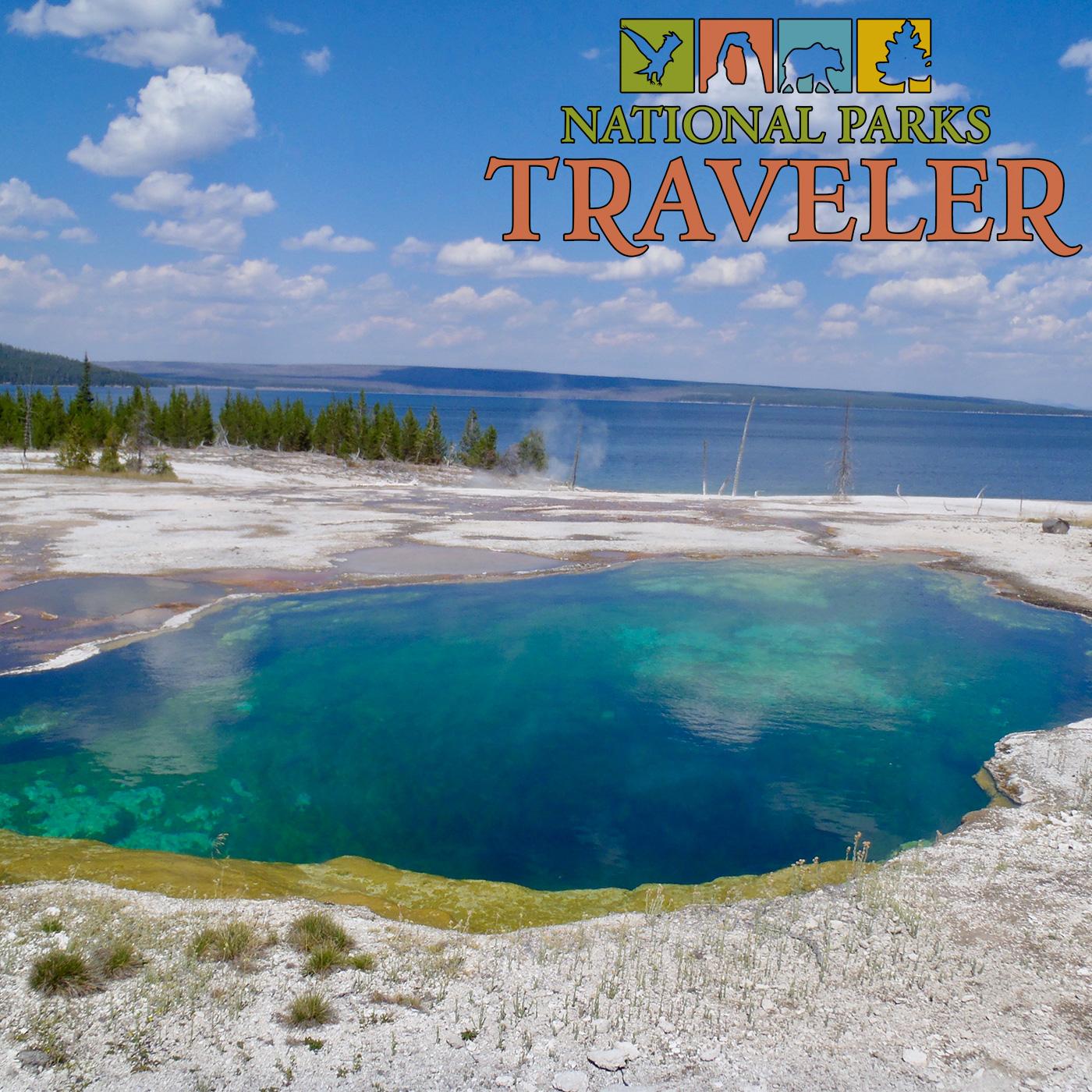 National Parks Traveler Podcast show art