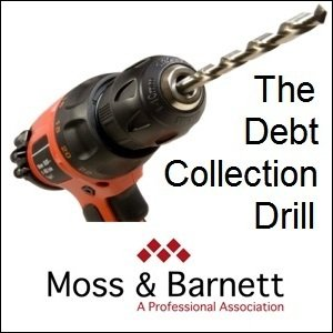 The Debt Collection Drill Cover Art