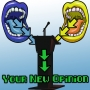 Artwork for Your New Opinion: E54 - Who is the Best Jewish Comedian?