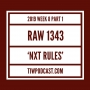 Artwork for 2019 Week 8 Part 1 NXT Rules