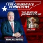 Artwork for The State of Juvenile Court| The Chairman's Perspective | KUDZUKIAN