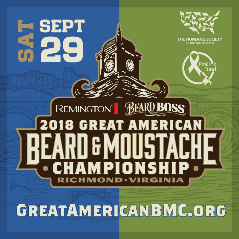 Remington Beard Boss Great American Beard and Moustache Championship