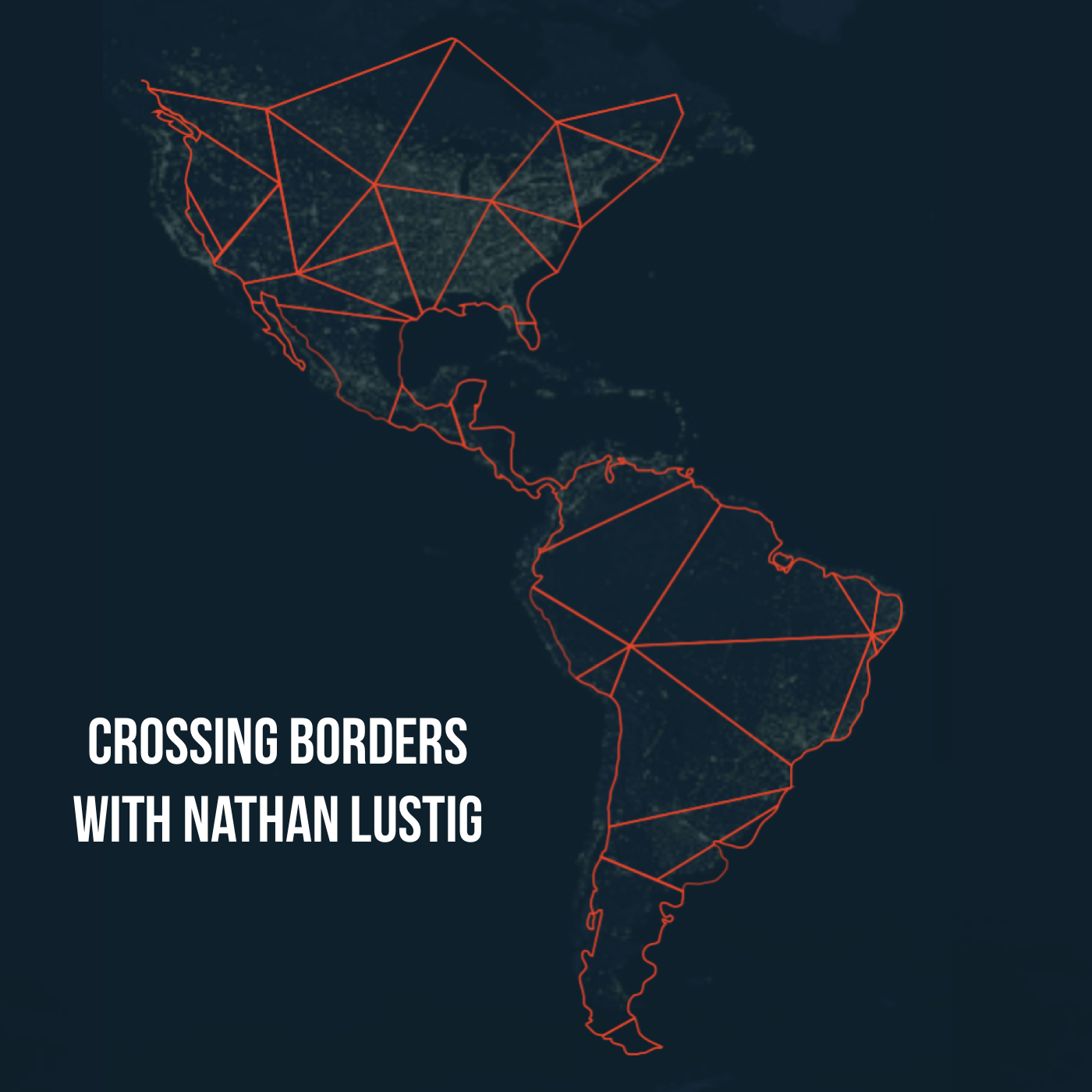 Crossing Borders with Nathan Lustig show art
