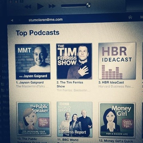 7 - How I Hit #1 on iTunes (and it's not s sexy as you think)