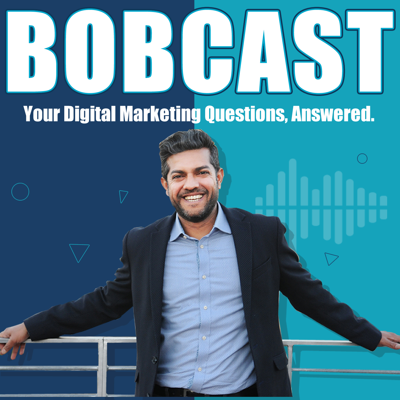 BobCast - The Digital Marketing Podcast show art