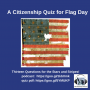 Artwork for A Citizenship Quiz for Flag Day, June 14