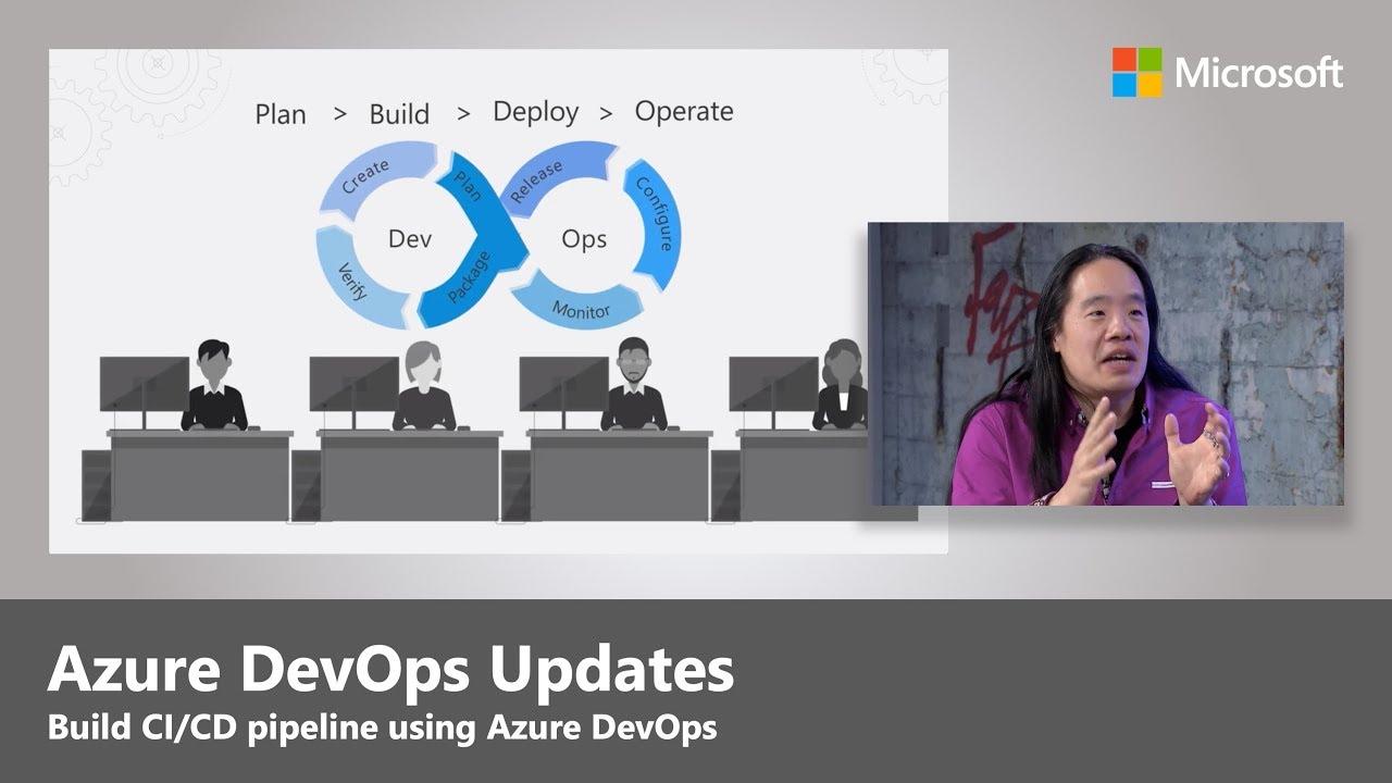 Artwork for Azure DevOps updates