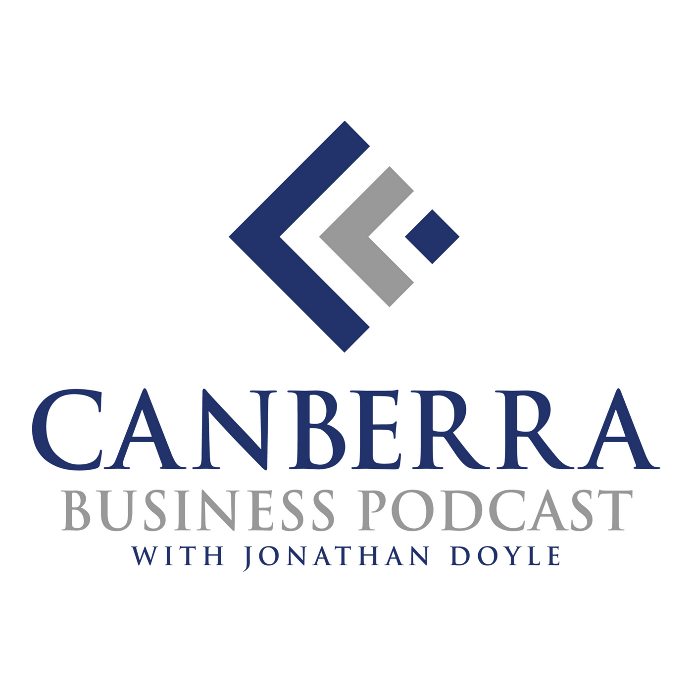 The Canberra Business Podcast show art