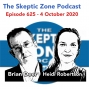 Artwork for The Skeptic Zone #625 - 4.October.2020