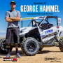 Artwork for #23 - George Hammel on using your story to create inspiration and sponsorship value