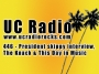 """Artwork for 446 - UC Radio - President """"Skippy"""" Bush interview and my thoughts, The Knack, great indie bands and This Day in Music"""