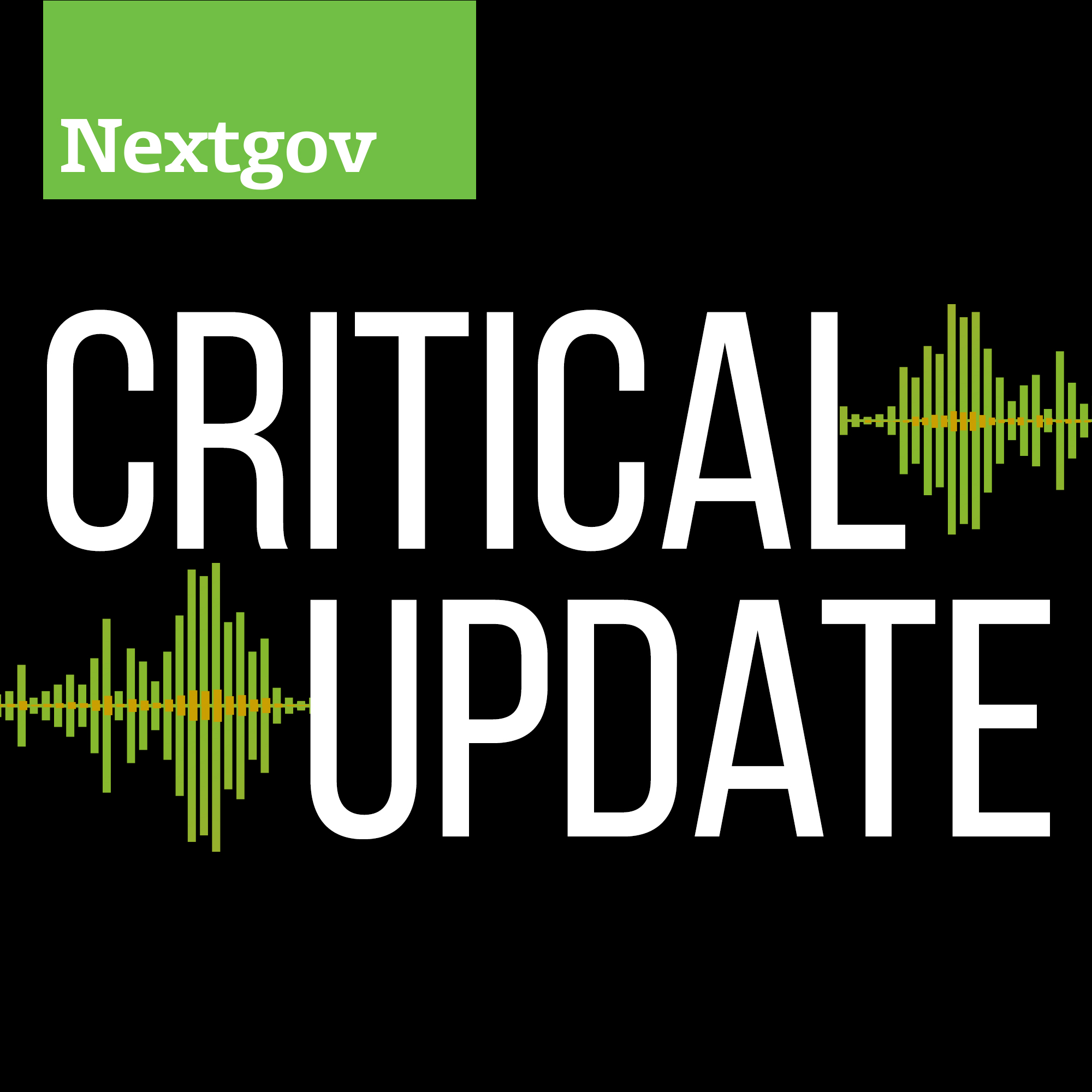 Critical Update show art