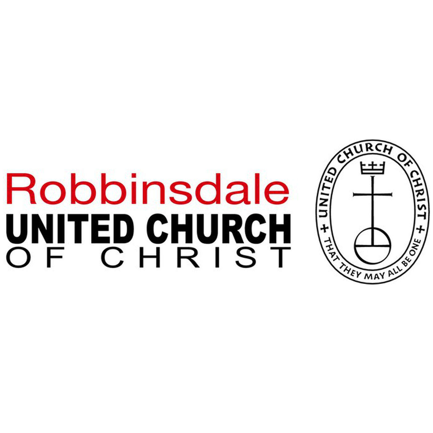 Robbinsdale United Church of Christ Worship Podcasts show art