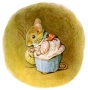 Artwork for Teaching Your Toddler Story Time - The Tale Of Mrs. Tiddlemouse