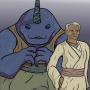 Artwork for Jedi Adventures Episode 4: Better A Jedi Than A Deadi