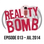 Artwork for Reality Bomb Episode 013