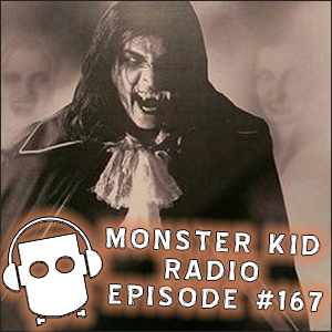 Monster Kid Radio - 1/13/15 - Talking about Tales of Dracula