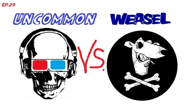 Uncommon Weasel