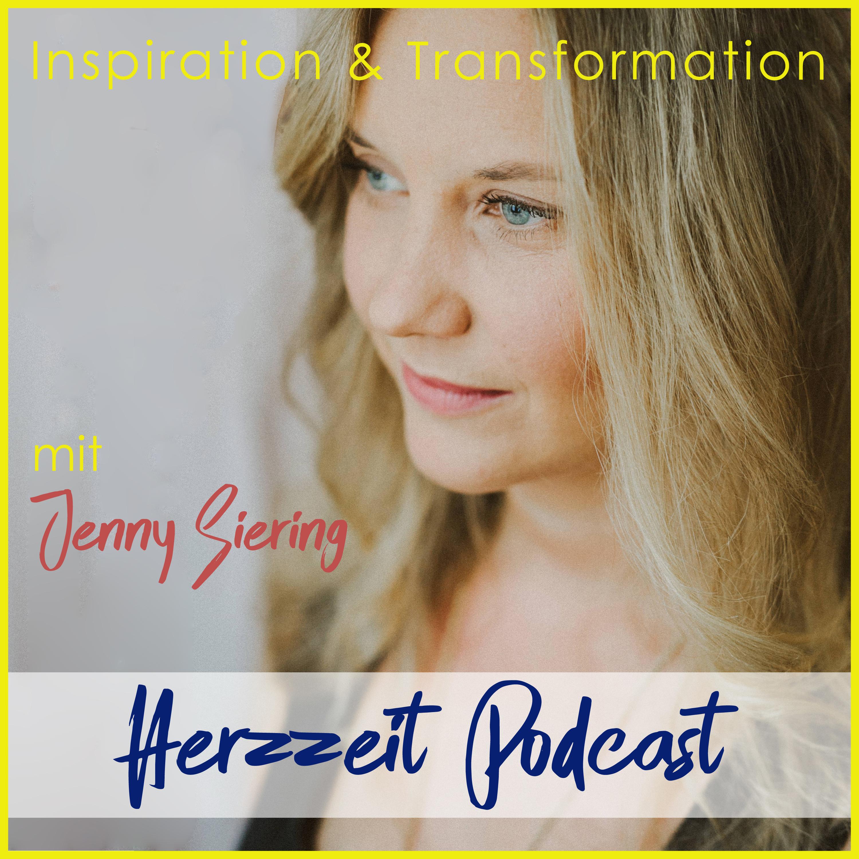 Herzzeit Podcast | Spiritualität | Persönlichkeitsentwicklung | Inspiration | Transformation | Meditation show art