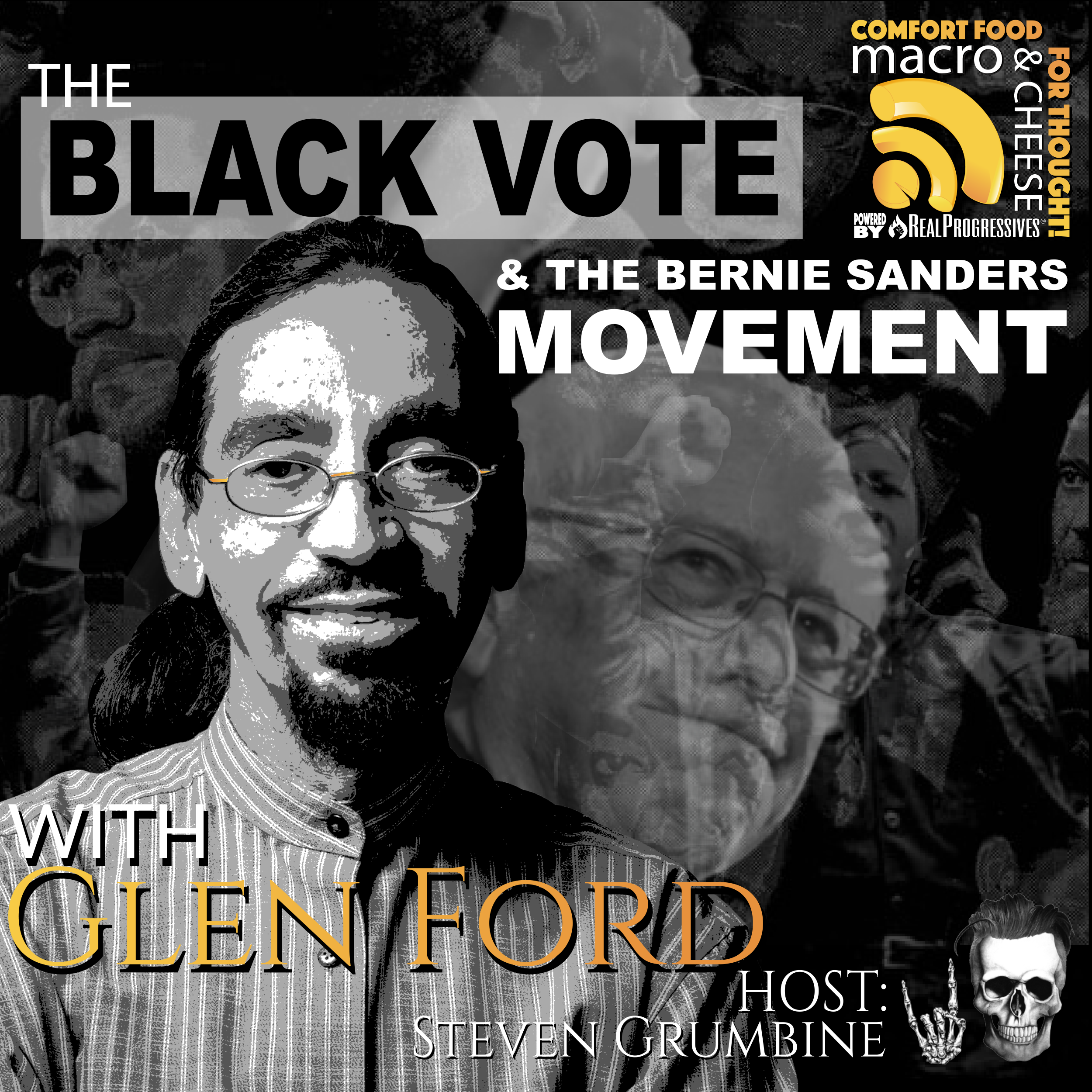 The Black Vote and The Bernie Sanders Movement with Glen Ford