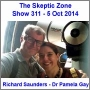 Artwork for The Skeptic Zone #311 - 5.Oct.2014