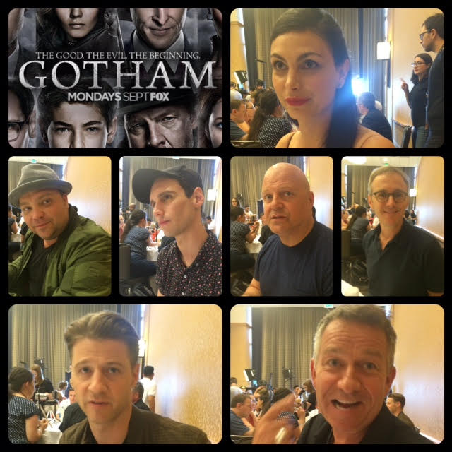 Episode 707 - SDCC: Gotham w/ Ben McKenzie/ Morena Baccarin/Corey Michael Smith/Michael Chiklis/Sean Pertwee/Drew Powell/Producer John Stephens!