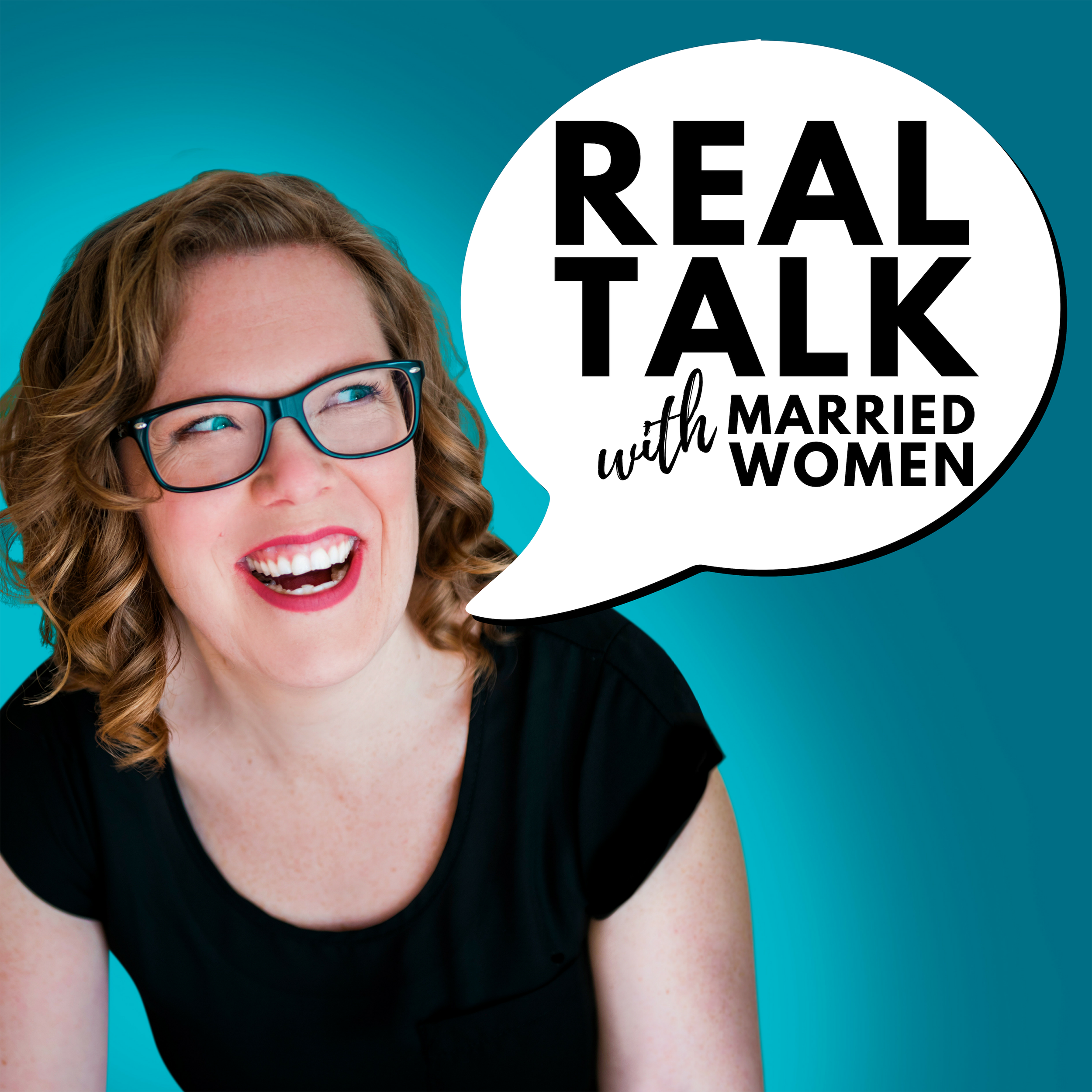 Real Talk with Married Women show art