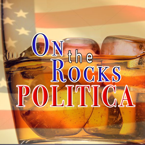 On the Rocks's politica podcast show art