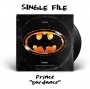 """Artwork for """"Batdance"""" by Prince - 1989"""