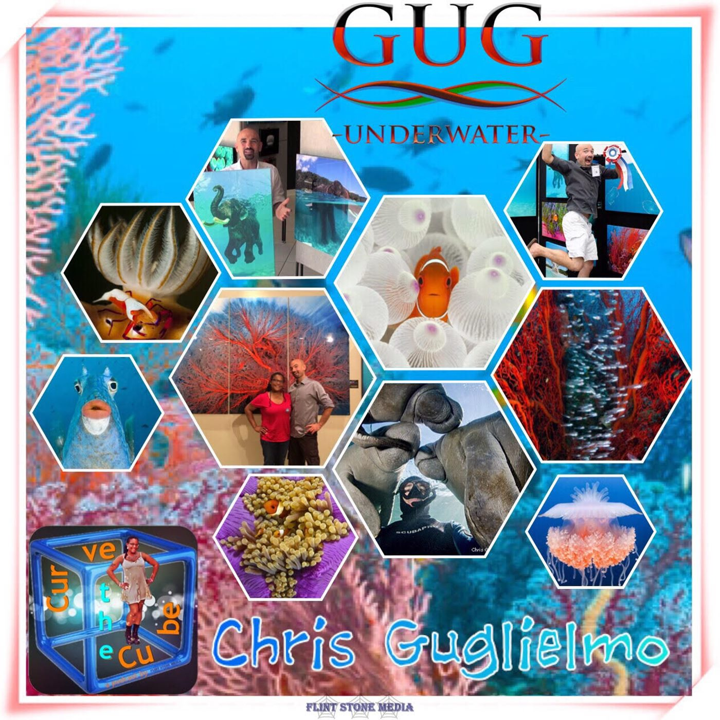 #68 – UNDERWATER PHOTOGRAPHER – Chris Gug - 2016-03-15