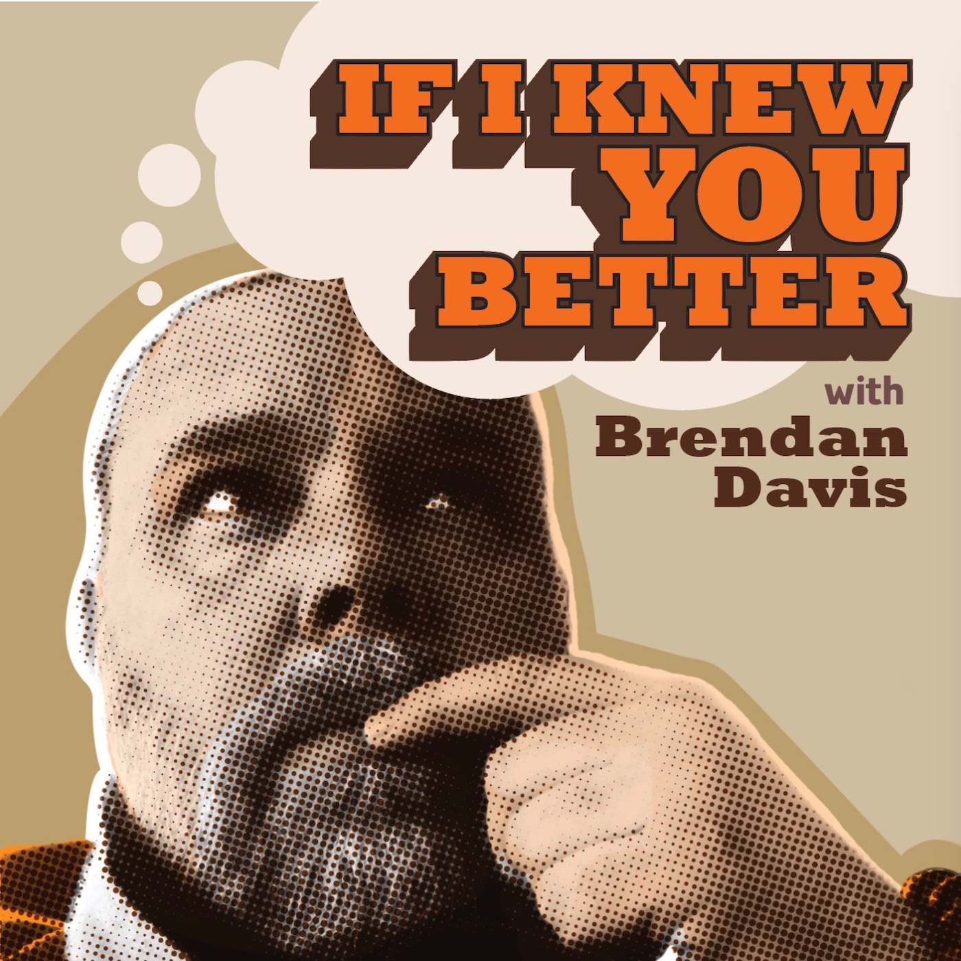 If I Knew You Better show art