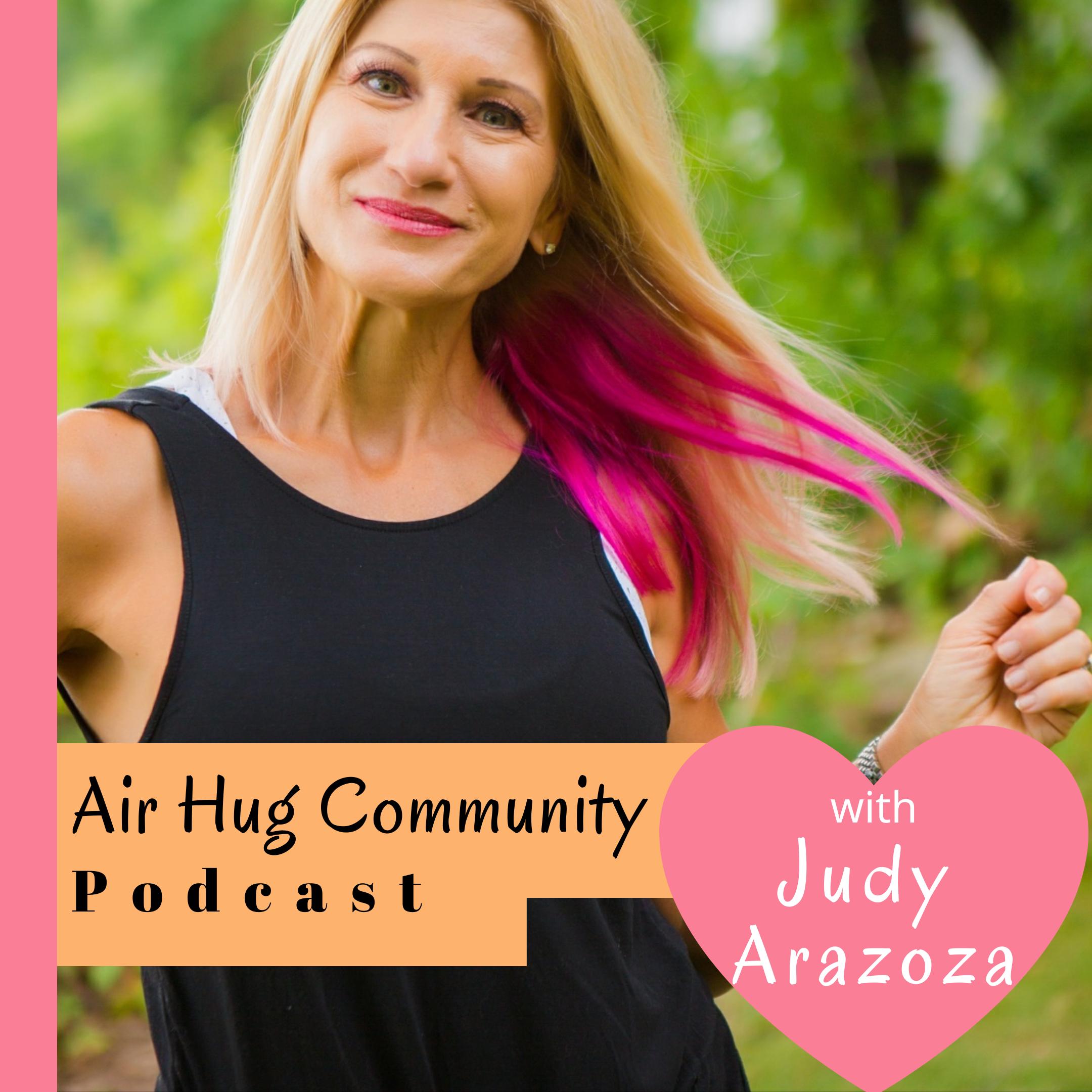 Air Hug Community show art