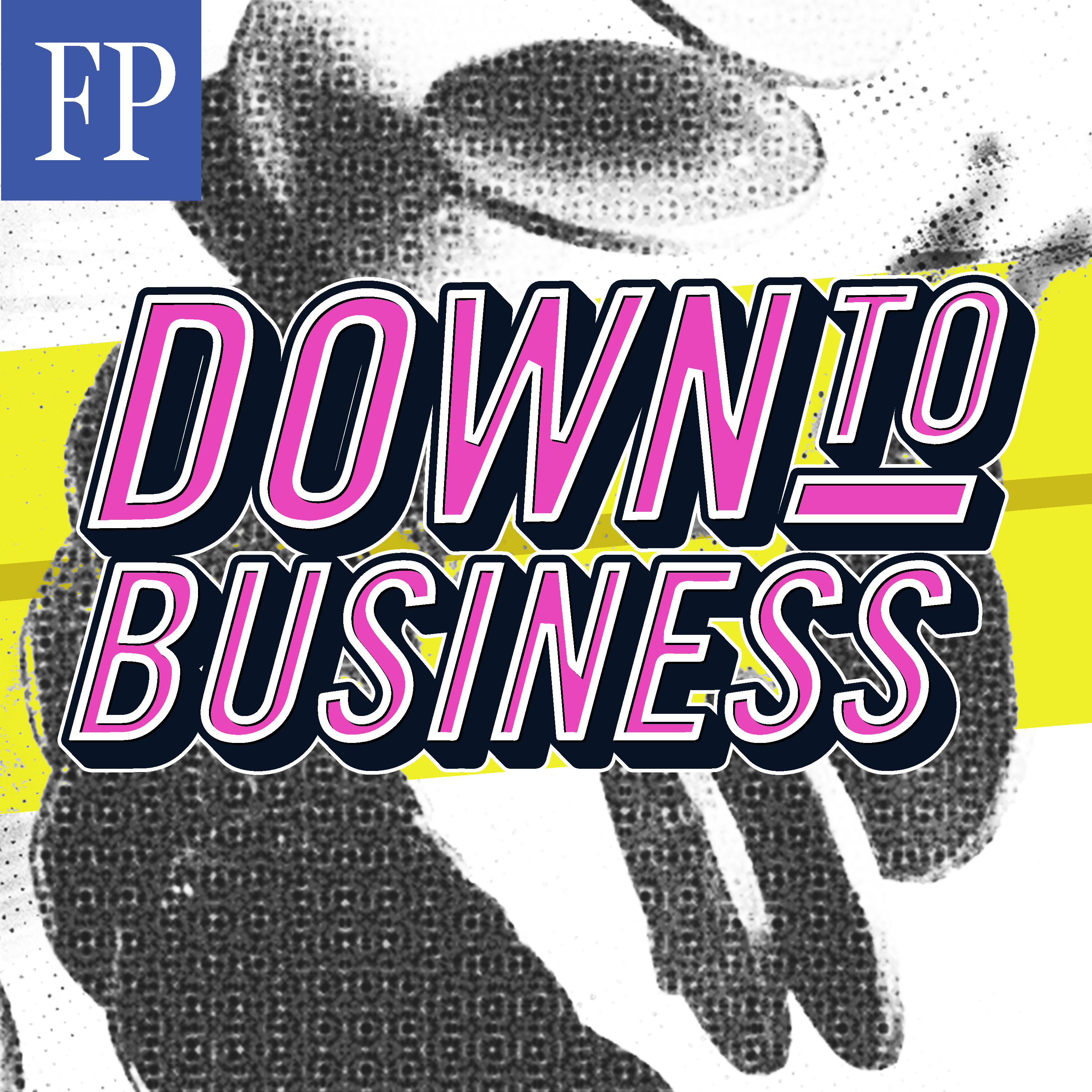 Down to Business show art