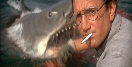 Ep 19 - JAWS (1975) Get out of the water!!