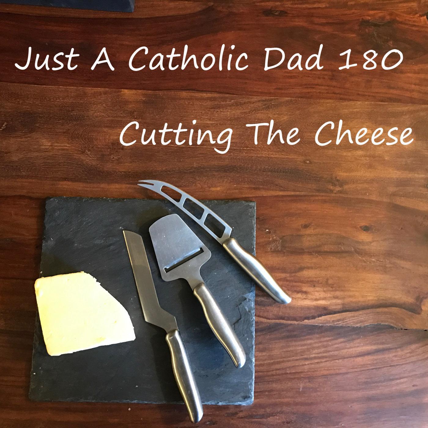 JACD 185 - Cutting The Cheese